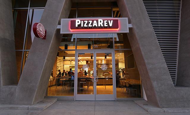 PizzaRev