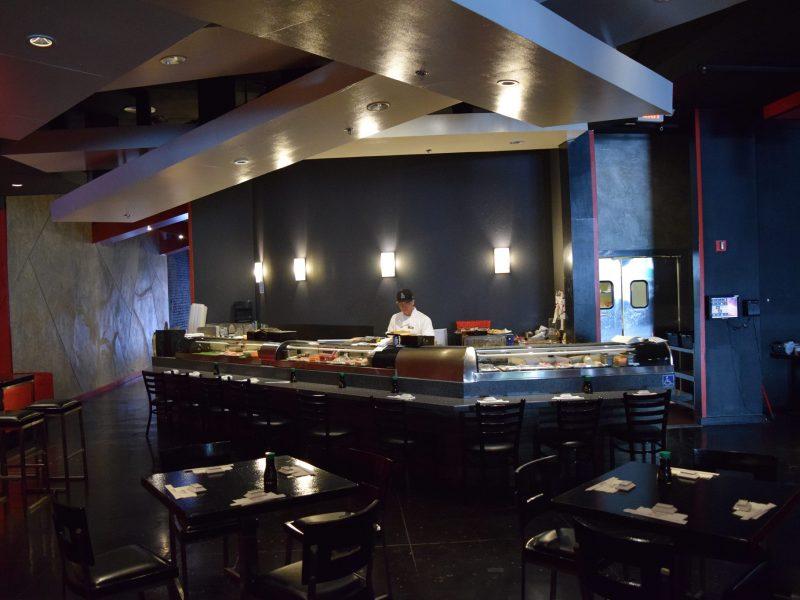Saki Sushi Japanese