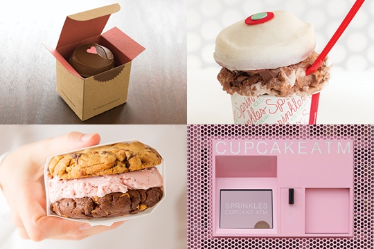 Sprinkles Cupcakes, Cookies & Ice Cream