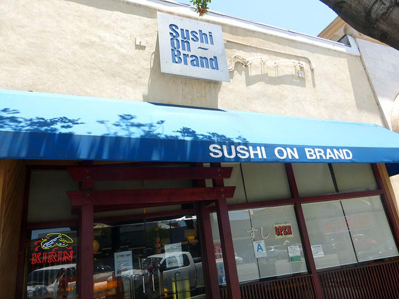 Sushi On Brand
