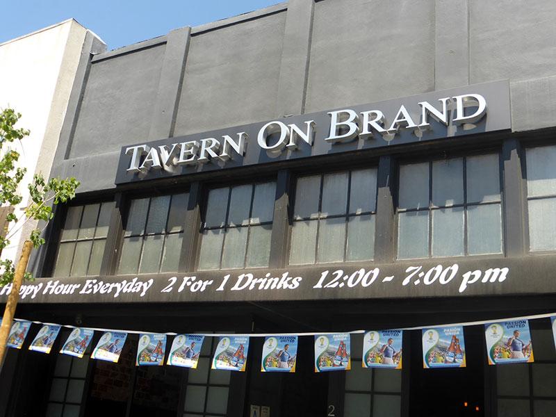 Tavern On Brand