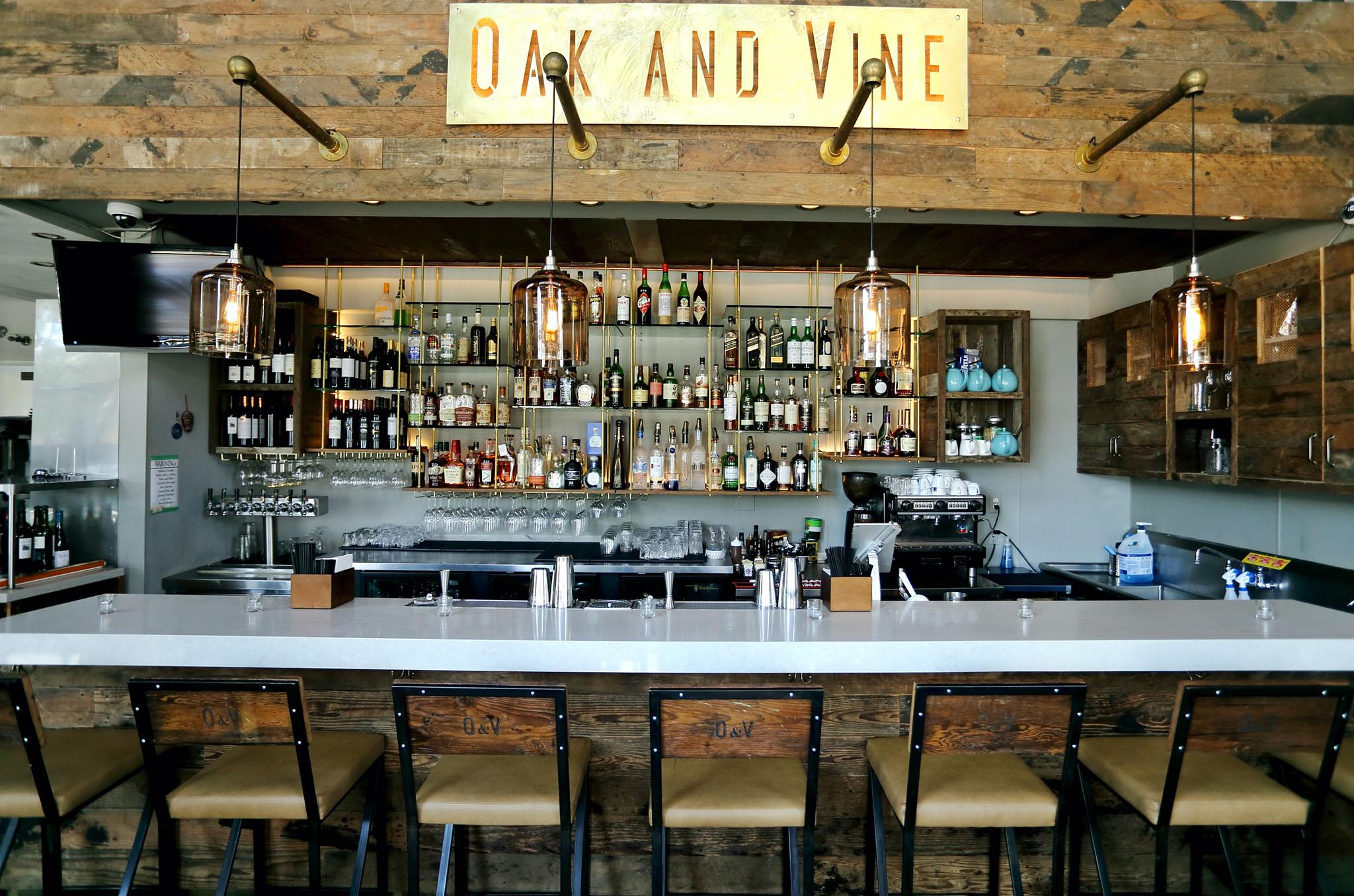The Oak and Vine