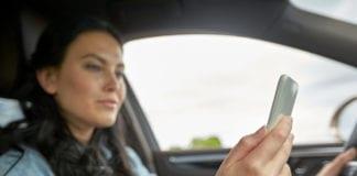 texting driving bans