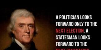 How Would Thomas Jefferson Classify Idaho's Legislature?