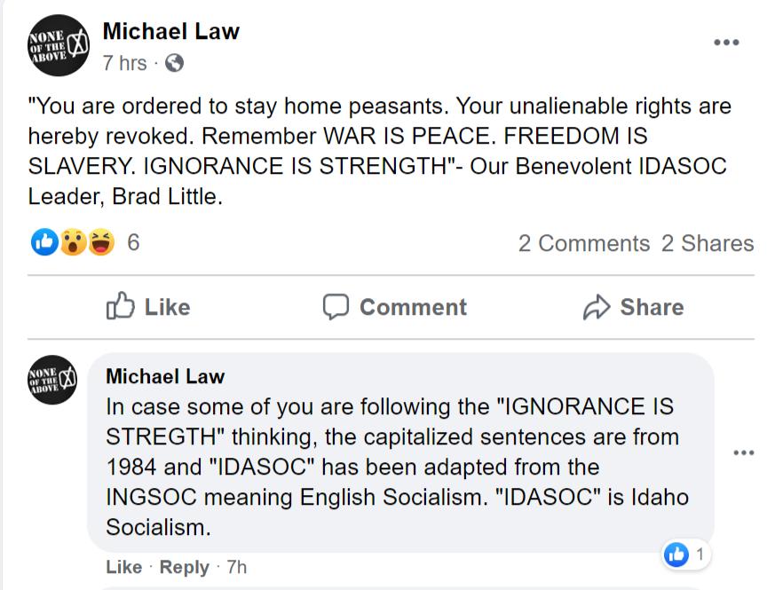 Michael Law