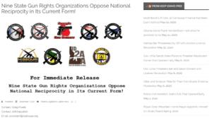 I2AA American Firearms Coalition