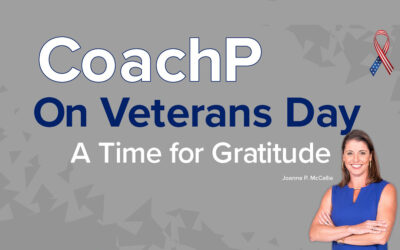 CoachP on Veterans Day: A Time for Gratitude