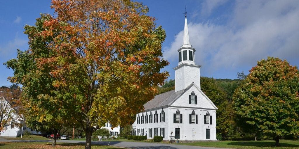 First Congregational Church Townshend VT