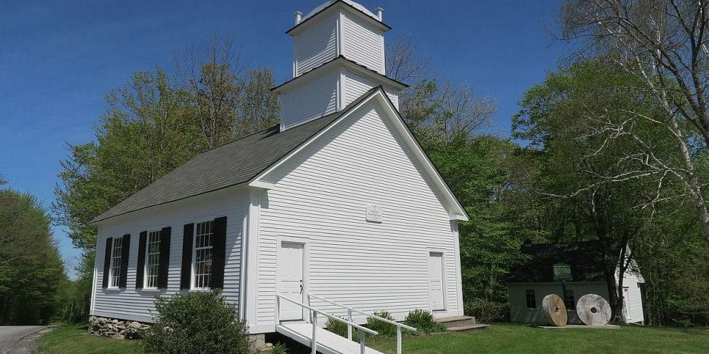 Stratton Mt Meetinghouse