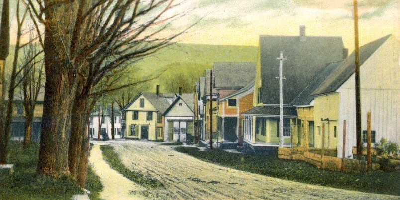 View_of_Jamaica_Village,_VT