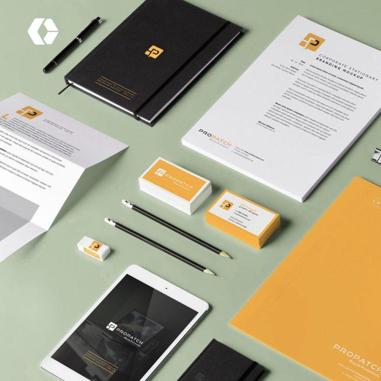 Letterhead & Second Sheets Design