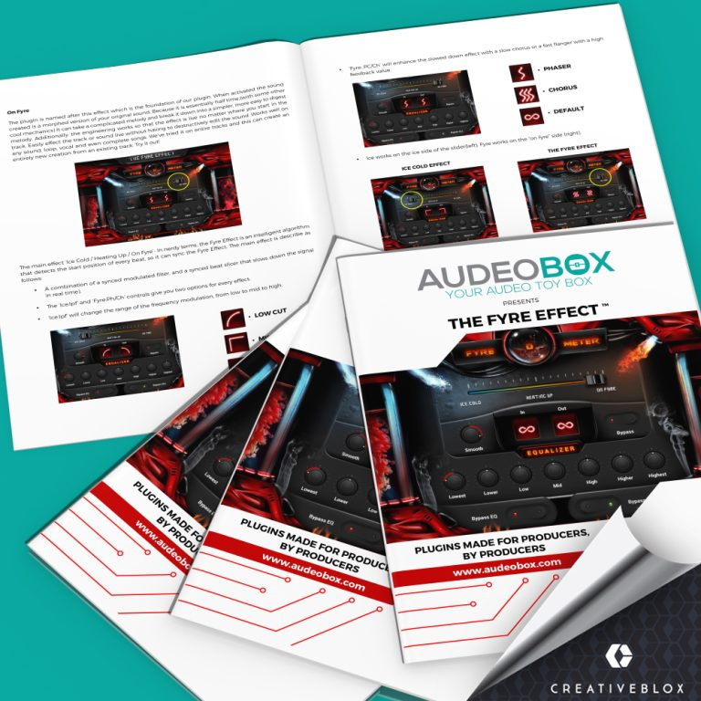Booklet Theme Design