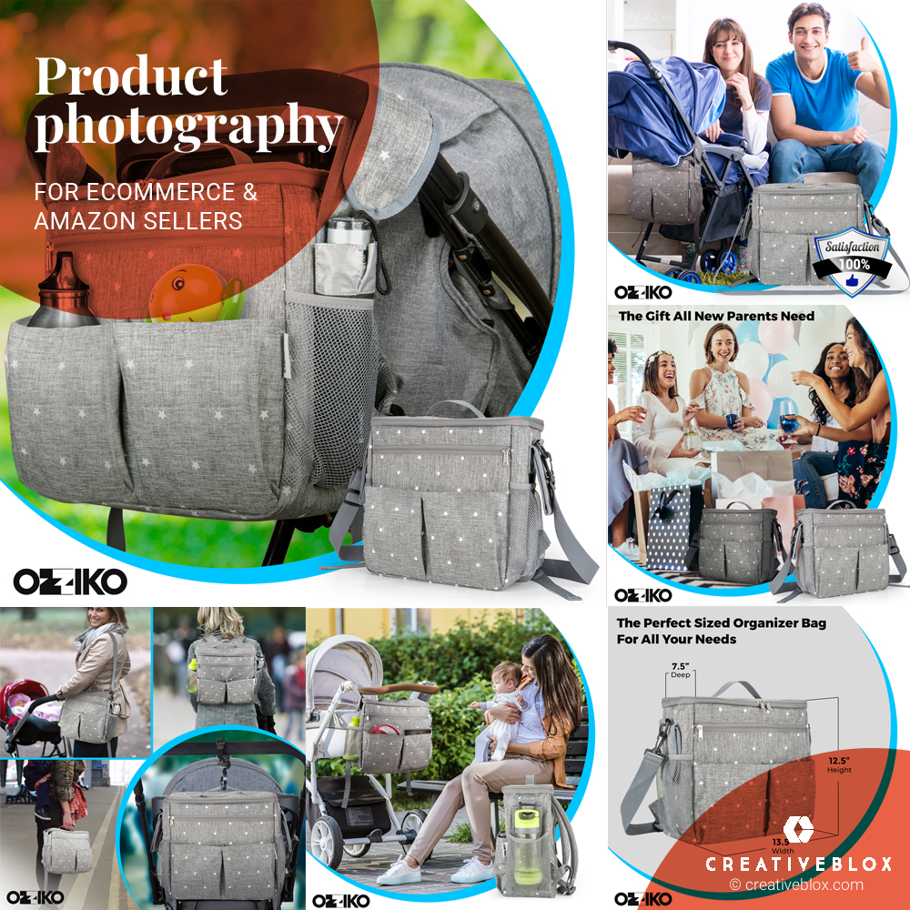Diaper Bag Photography