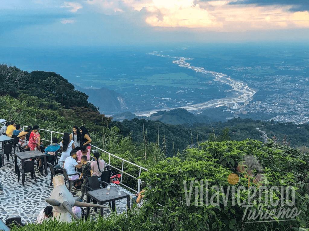 Mirador la piedra del amor, Villavicencio