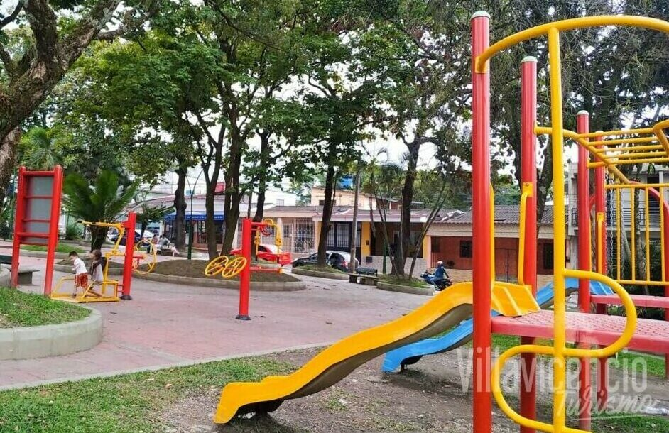parque de la primera etapa