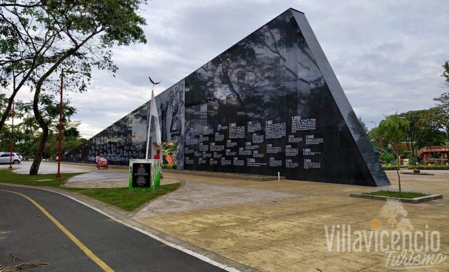 Actividades gratuitas en villavicencio-parque de la Memoria en Villavicencio