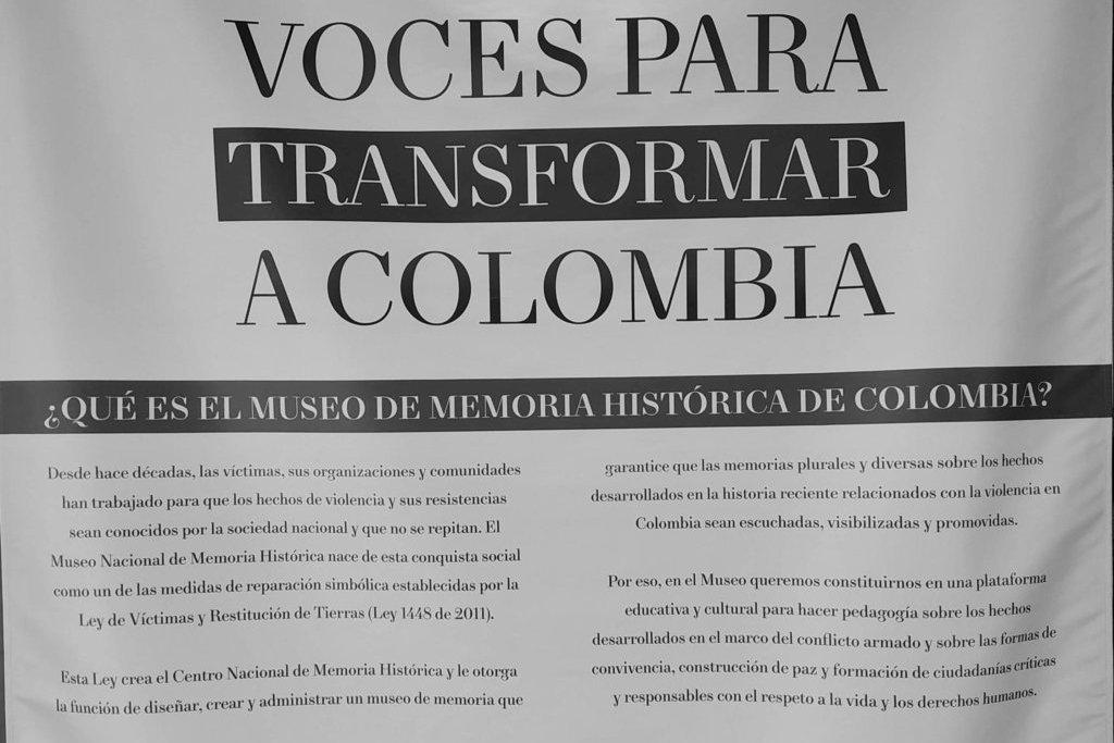 voces para transformar a Colombia