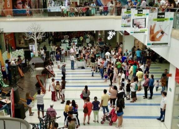 centro comercial en Villavicencio