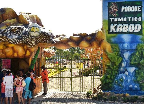 Plan en el Parque Kabod Fuentedeoro