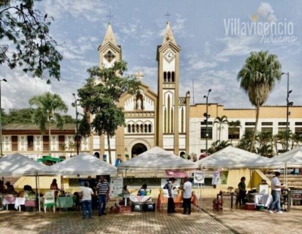 sitios turísticos en Villavicencio-plaza los Libertadores
