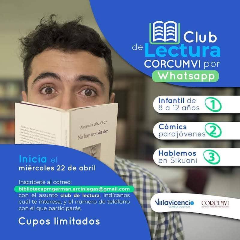 Actividades virtuales en Villavicencio