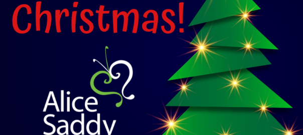 Merry Christmas from Alice Saddy Association