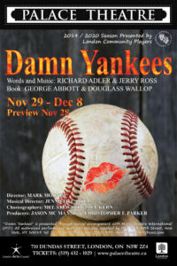 """Damn Yankees"" at Palace Theatre @ Palace Theatre 