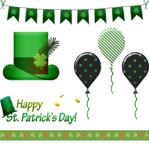 St. Patrick's Day Fun - at ILCLA @ Independent Living Centre London & Area | London | Ontario | Canada