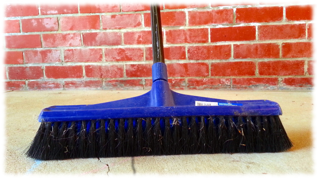 Sweeping Your Manuscript Clean