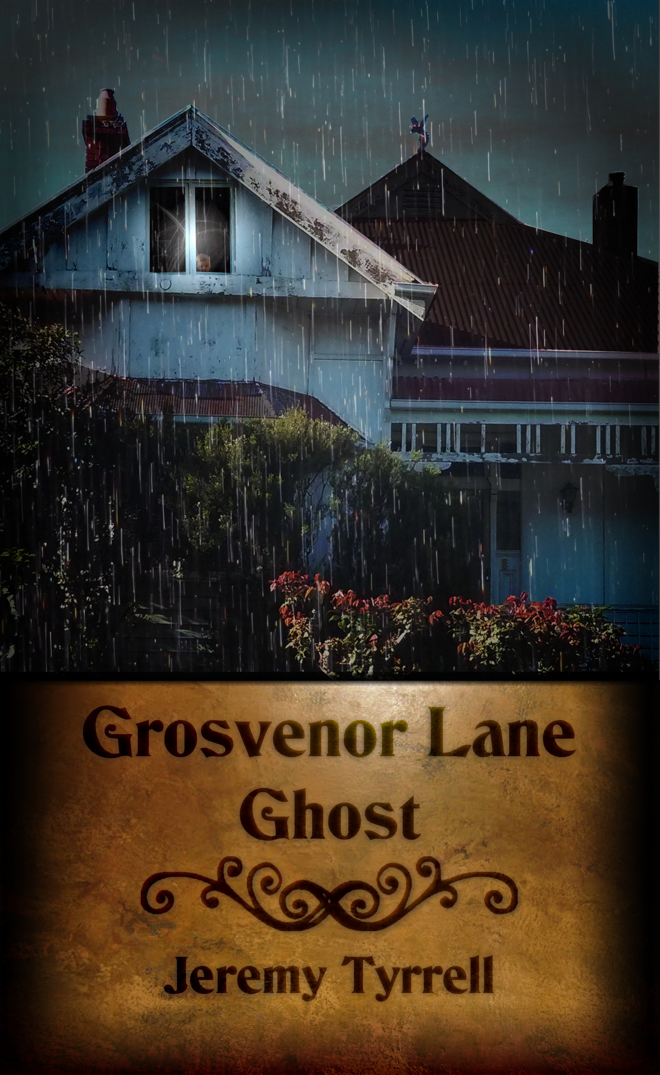 Grosvenor Lane Ghost is Free!