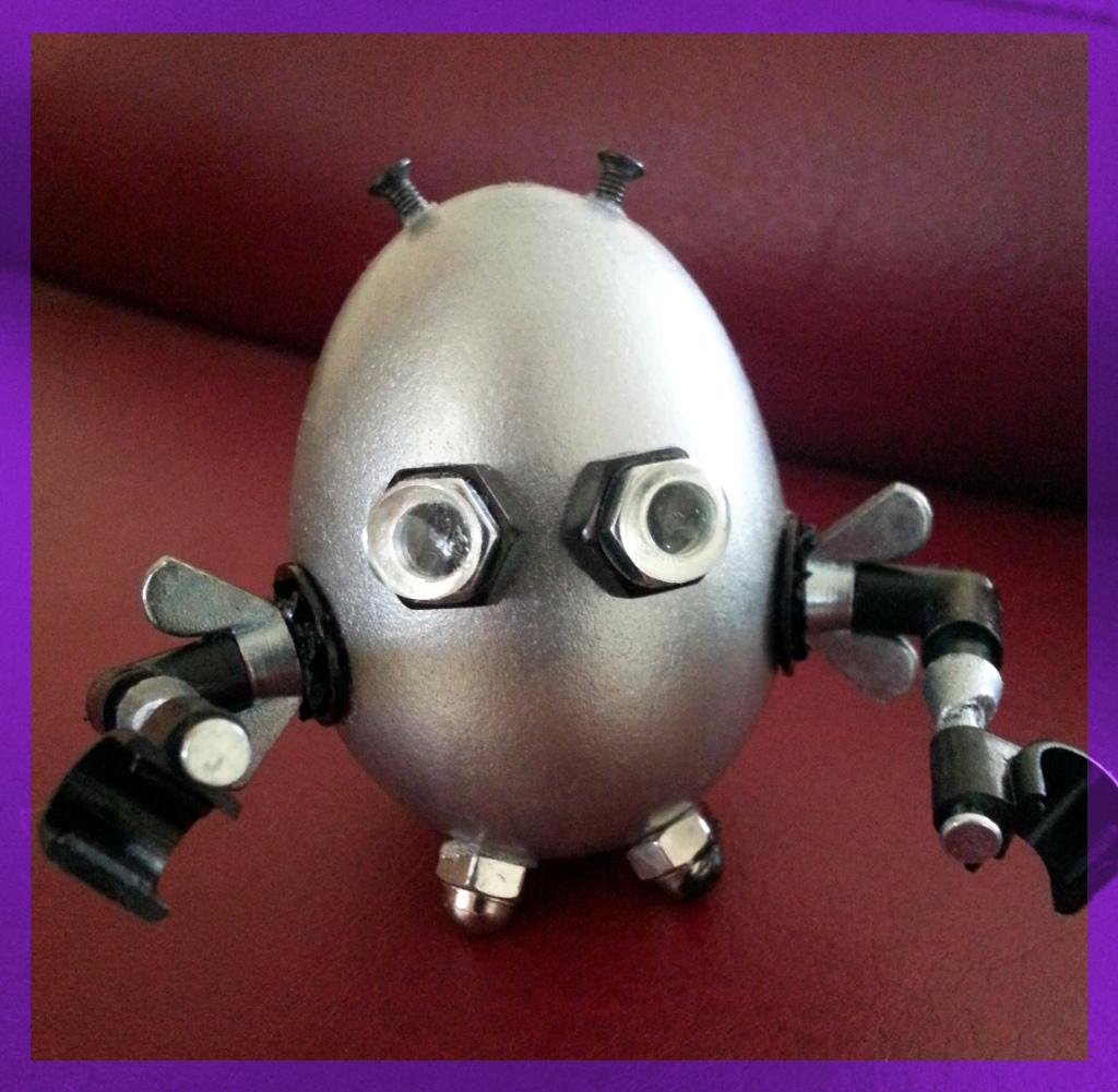 Robot Egg