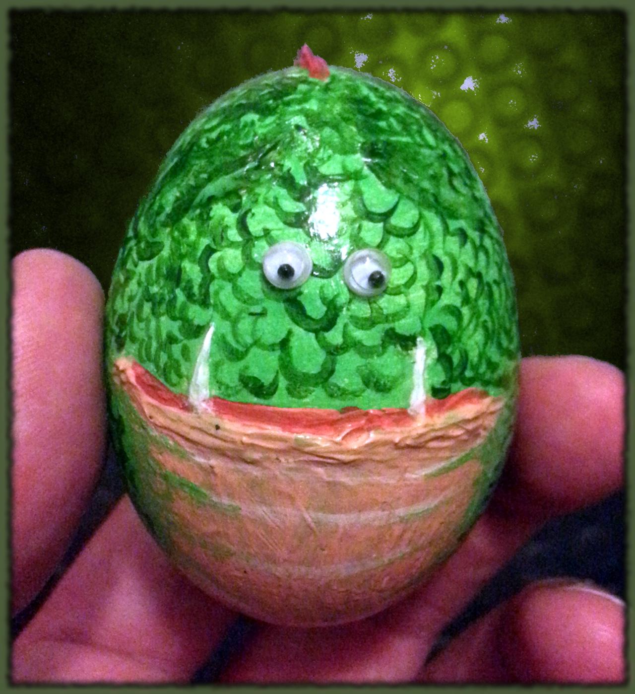 Swamp-Beast Egg