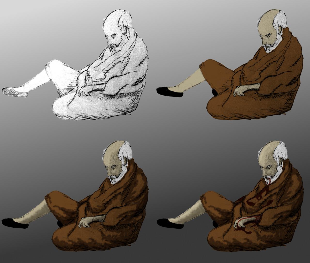 Darker Sketches