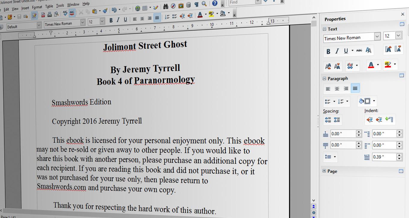 Jolimont Street – First Draft