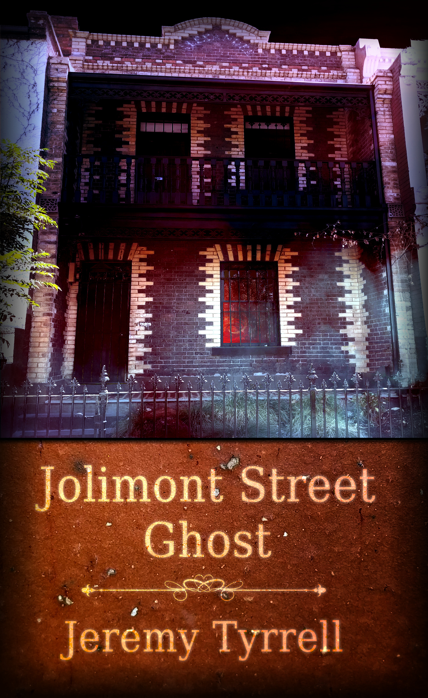 Jolimont Street Ghost – Front Cover
