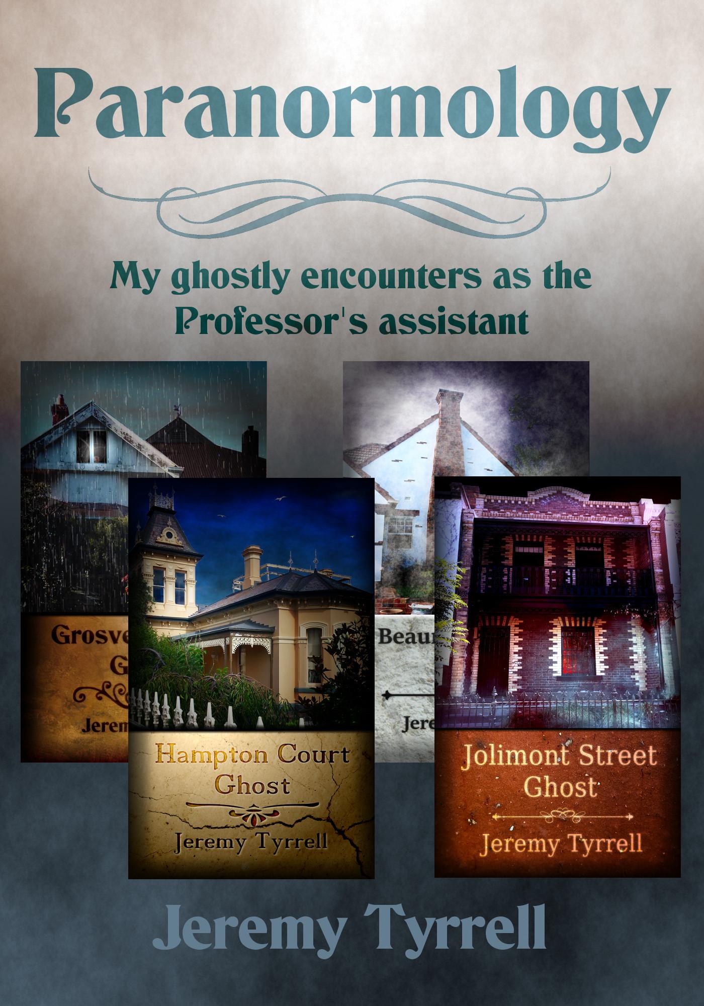Jolimont Street Ghost – Free at last!