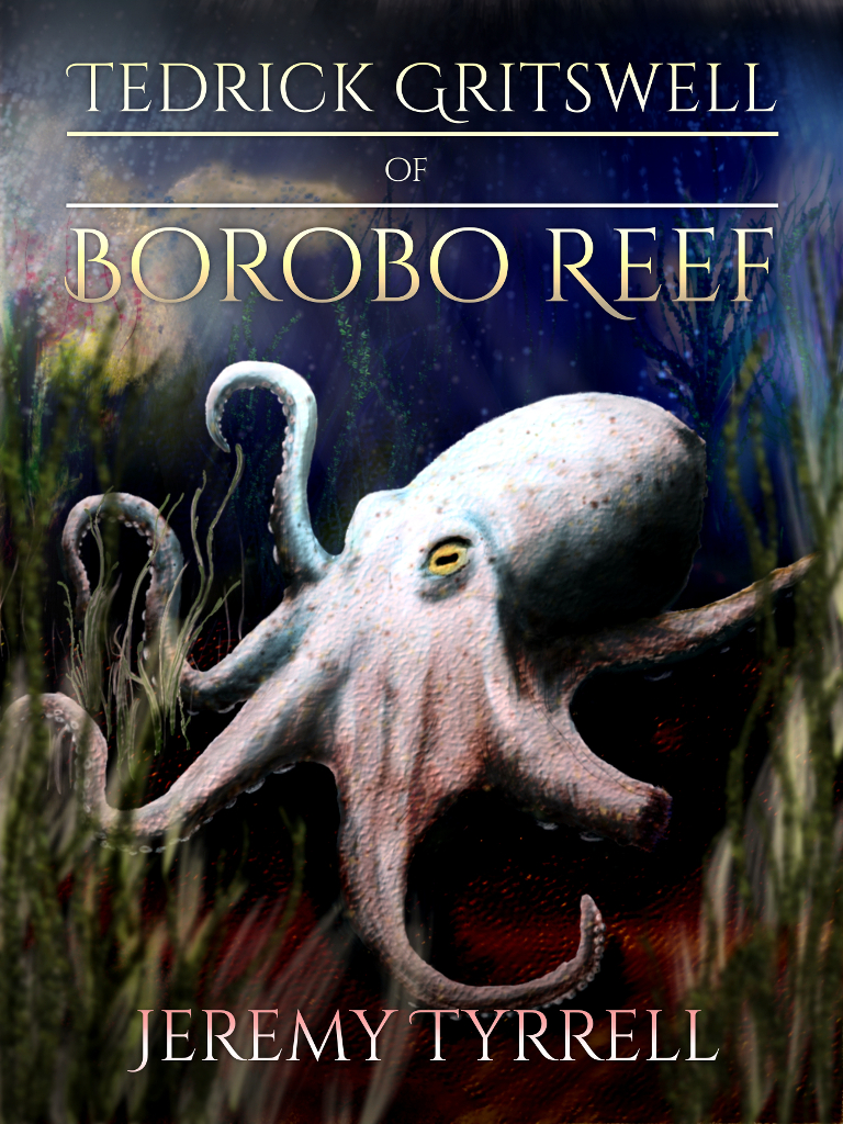 Borobo Reef – Nearly There!