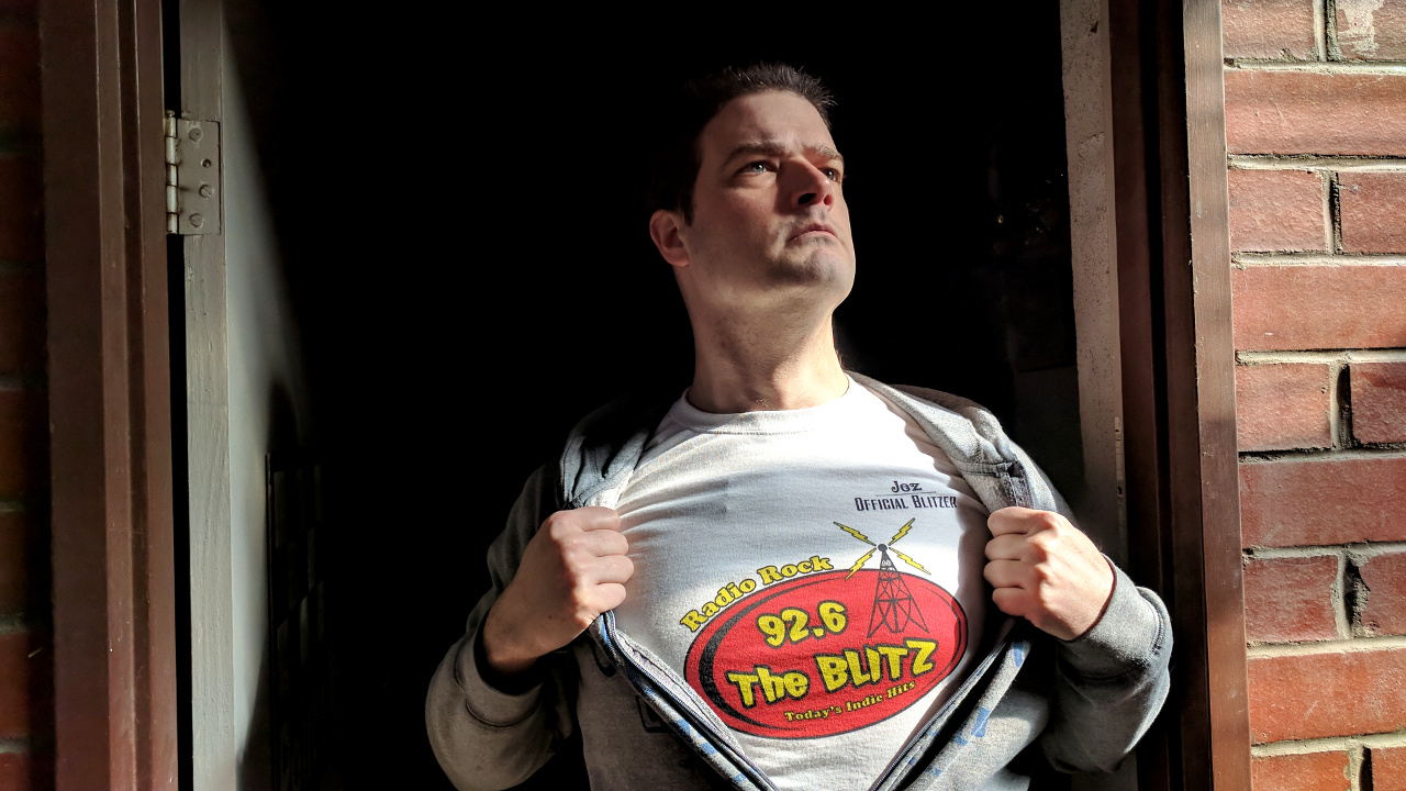 92.6 The Blitz? Super!