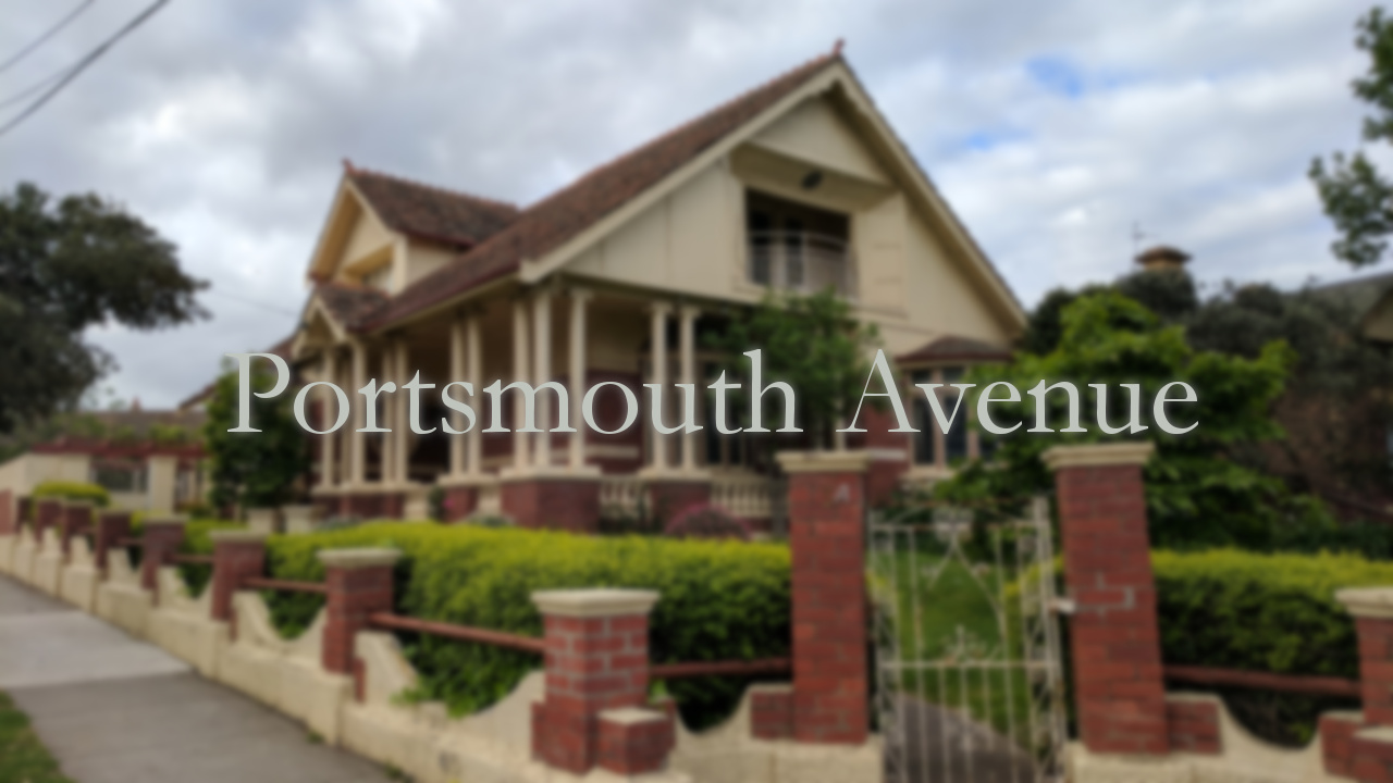 Portsmouth Avenue Cover – The Saga Continues
