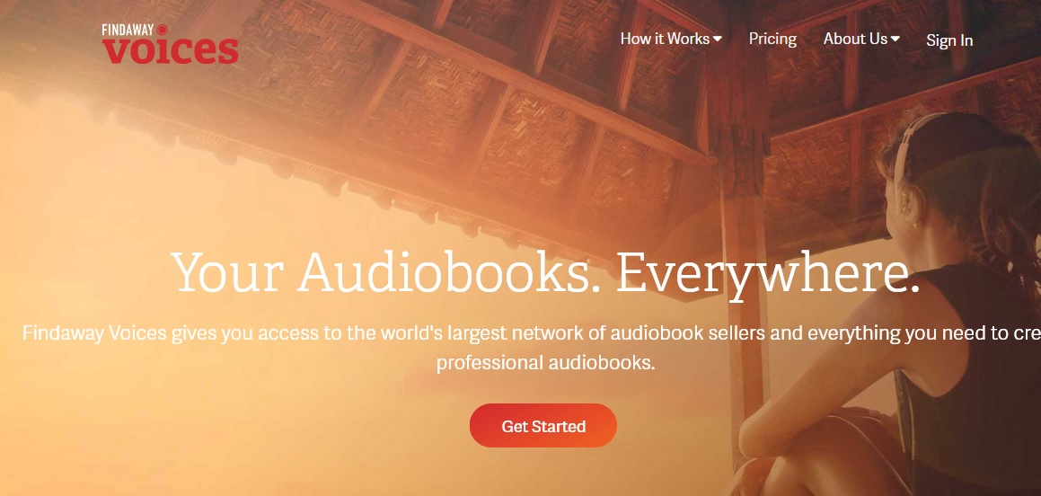 Findaway Voices Audiobooks
