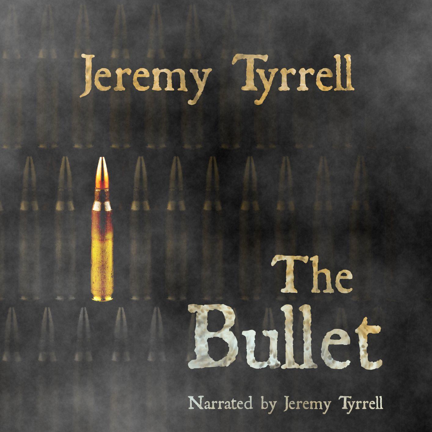 The Bullet Cover Audiobook Art