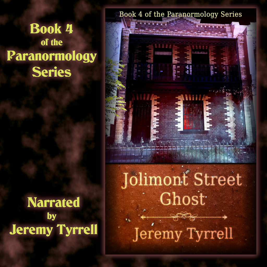 Jolimont Street Ghost – Audiobook
