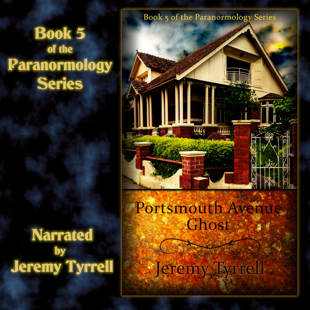 Portsmouth Avenue Ghost Audiobook