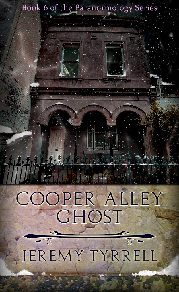 Cooper Alley Ghost Cover Art