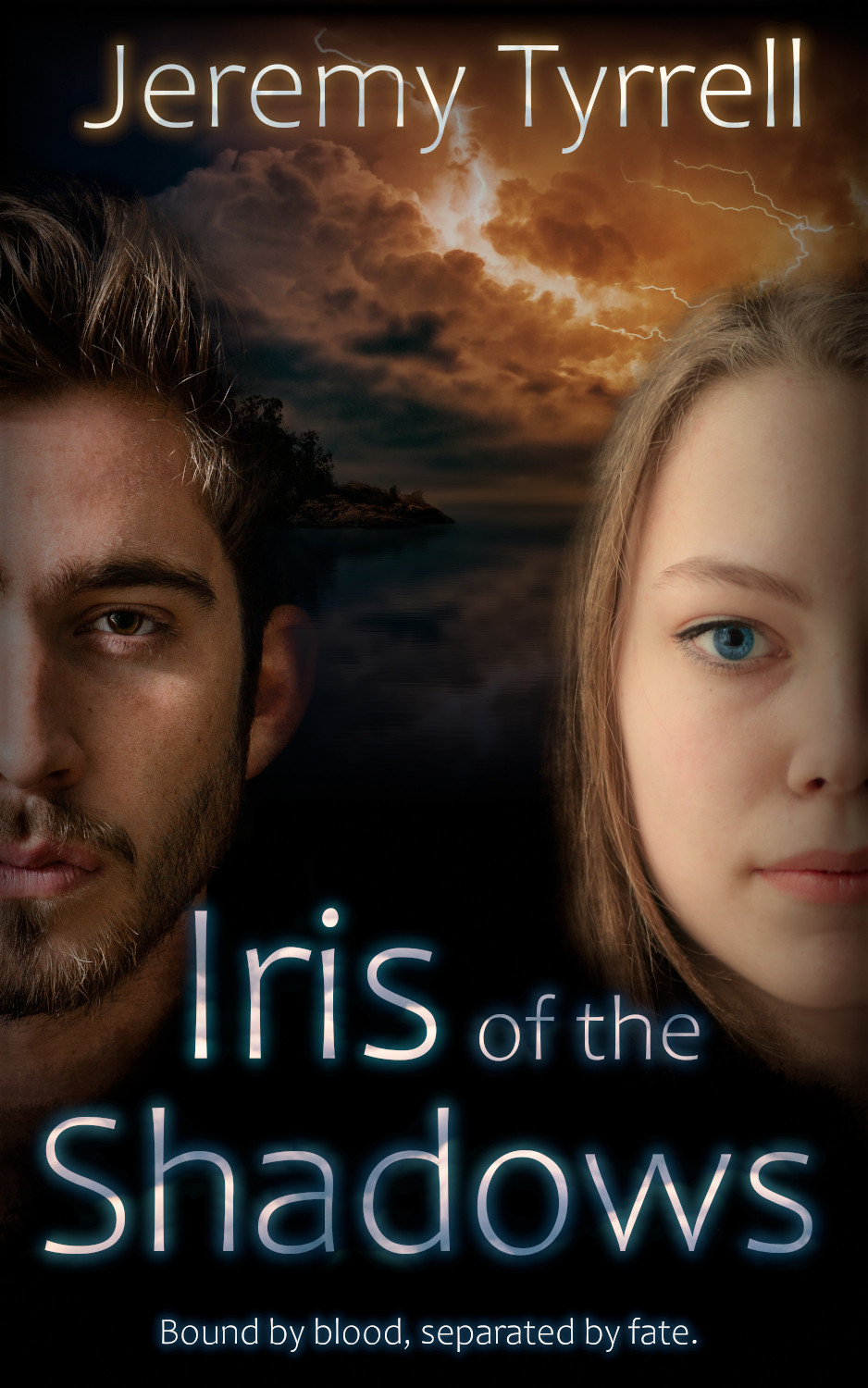 Iris of the Shadows – Front Cover