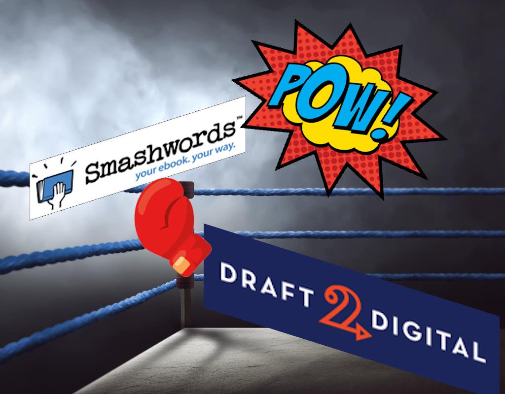 Draft2Digital vs Smashwords – Continued