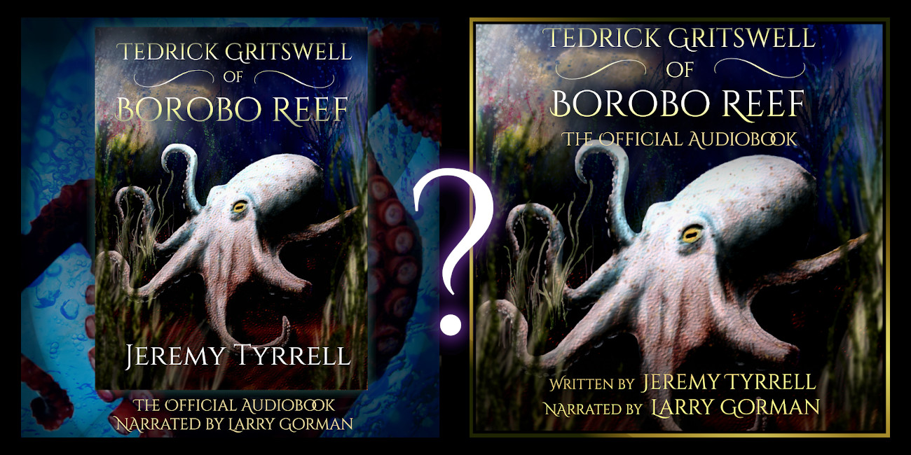Comparing Tedrick Gritswell Covers
