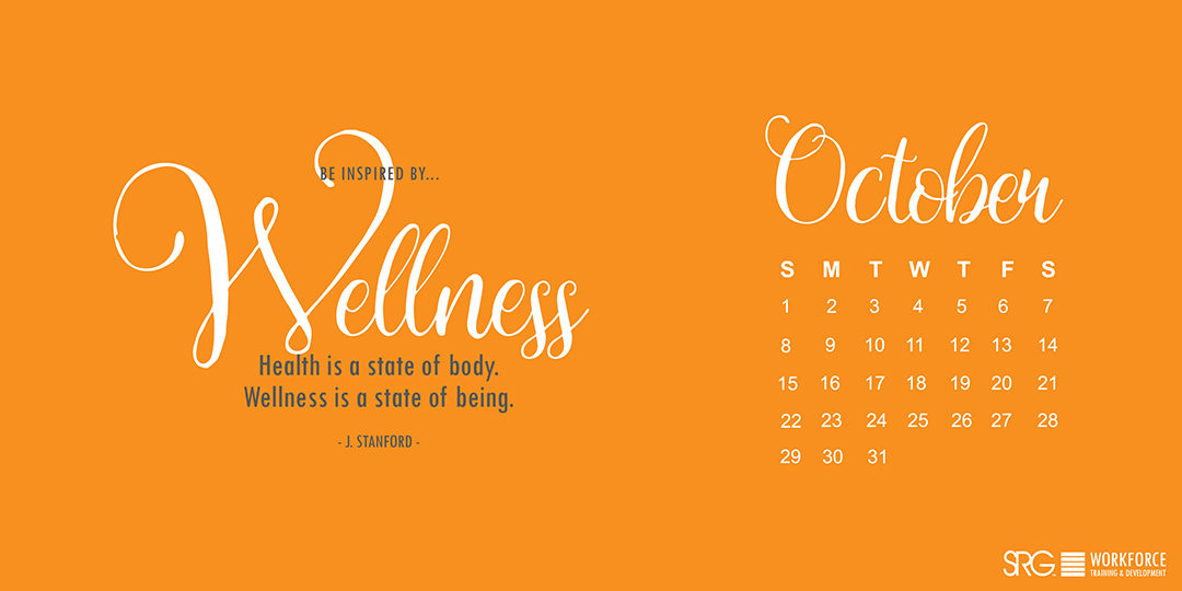 October 2017 Electronic Calendar