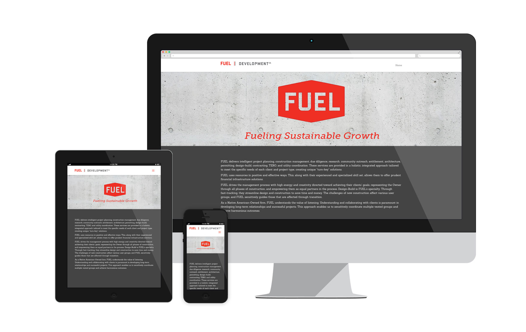 fuel website
