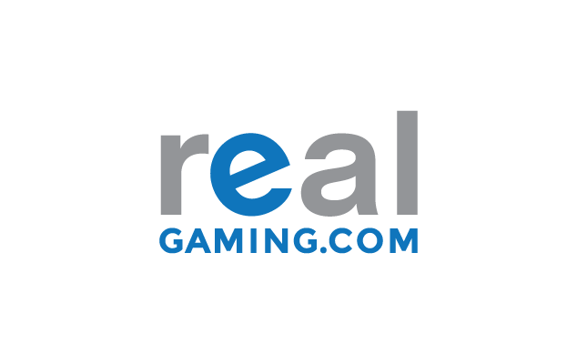 real gaming logo